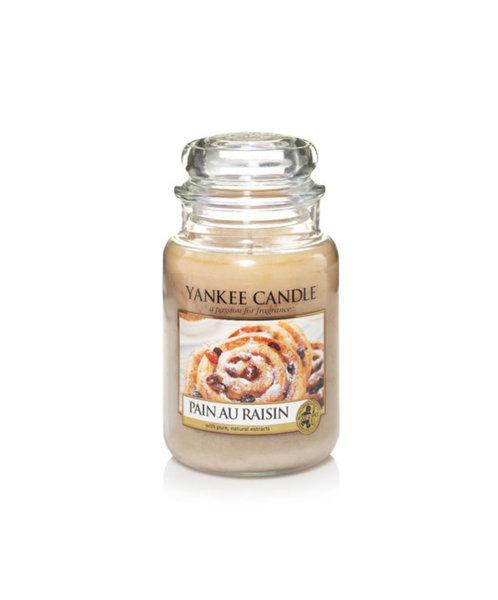 Yankee Candle ароматна свещ PAIN AU RAISIN